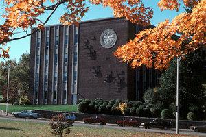 Goddard Hall alt