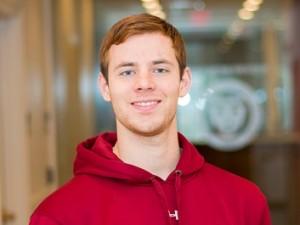 Brandon Clark '18 alt