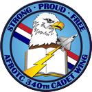 AFROTC 340th Cadet Wing