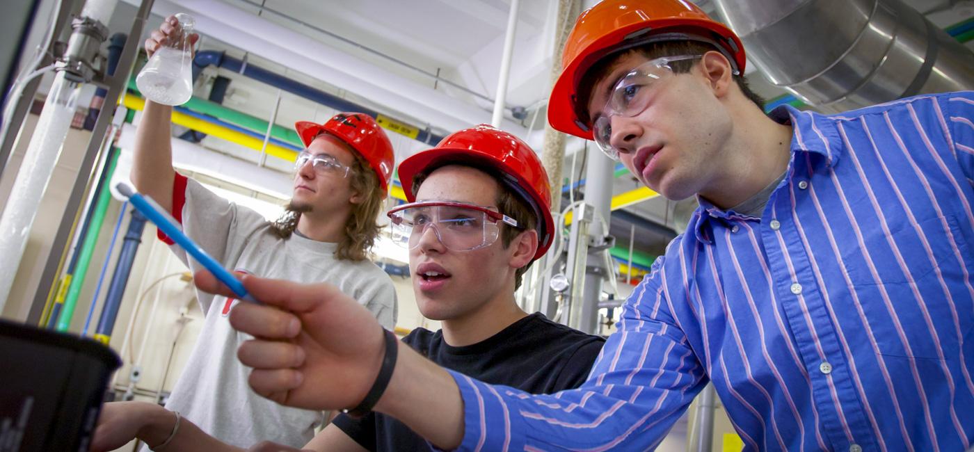 Chemical Engineering (PhD) | Academics | WPI