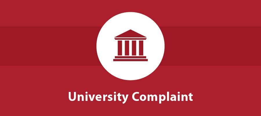 University Complaint