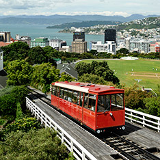 Wellington, New Zealand project center