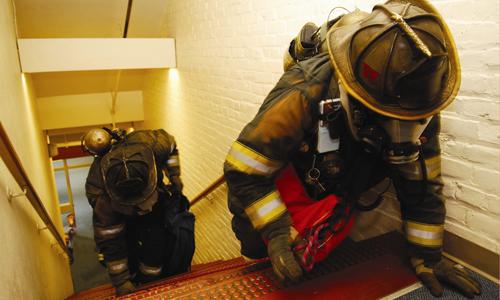 first responder center