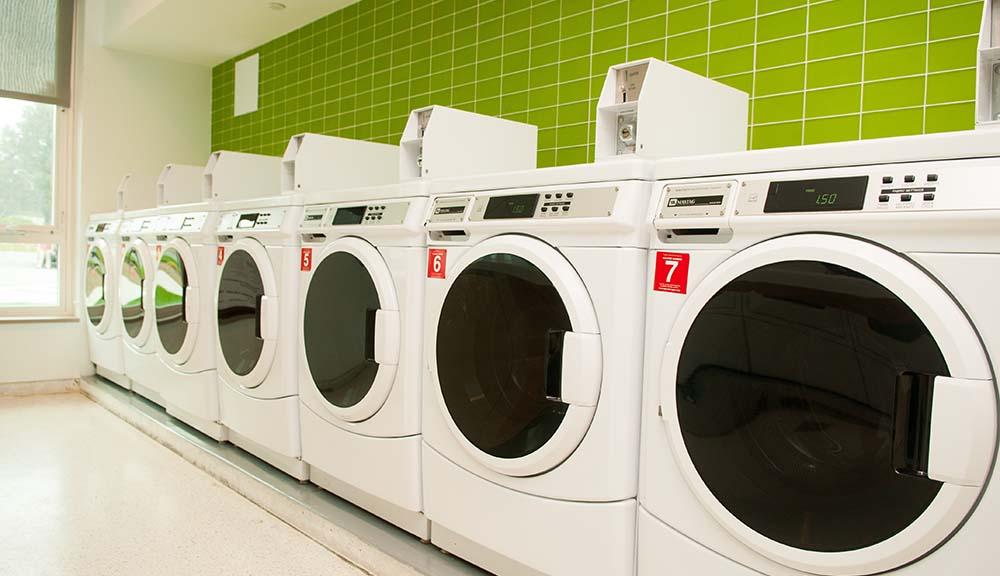 Faraday Hall Laundry Facilities