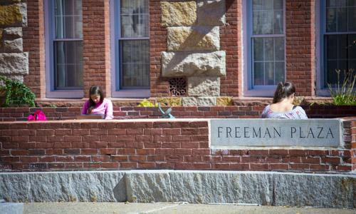 WPI Freeman Plaza