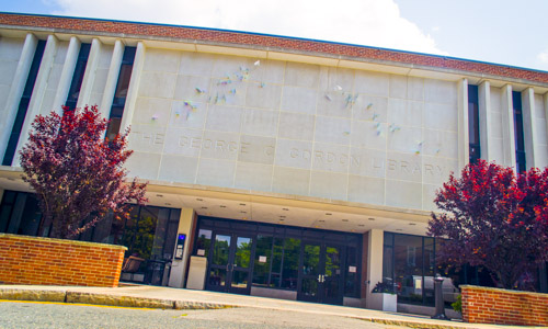 WPI Gordon Library