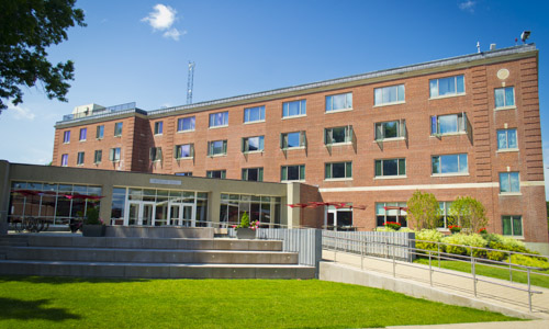 WPI Morgan Hall