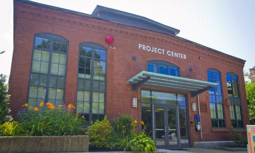 WPI Project Center