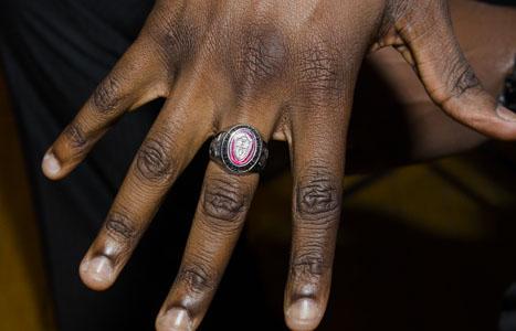 Alumni Ring