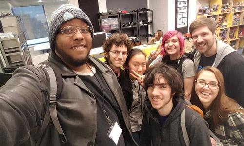 Diversity in Gaming Club