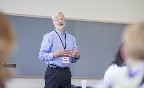 Professor Kent Rissmiller