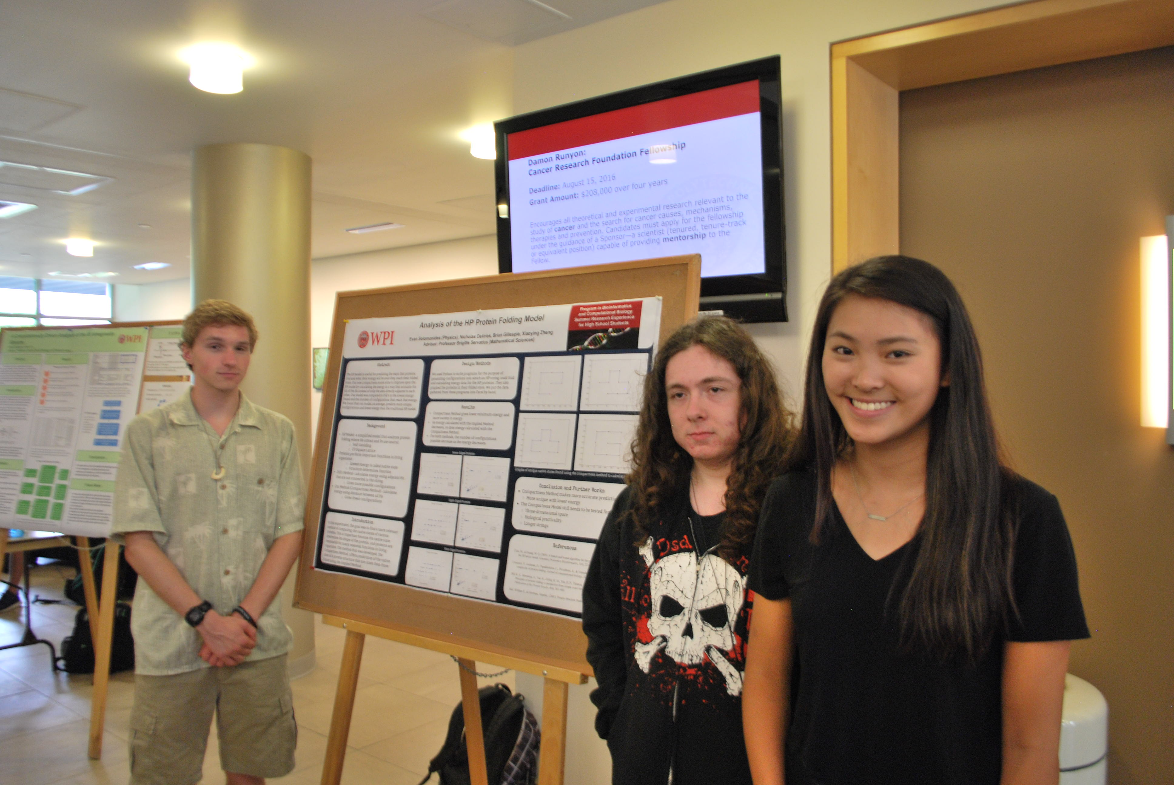 Bioinformatics and Computational Biology Summer Research Experience