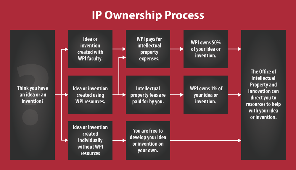 Intellectual Property Ownership Process