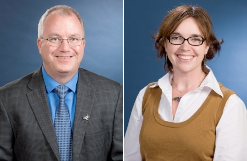 Douglas T. Petkie and Jennifer DeWinter