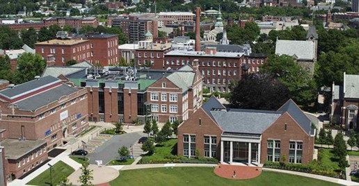 WPI campus