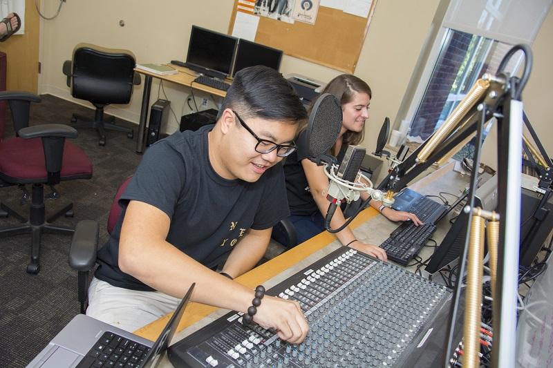 WWPI campus radio