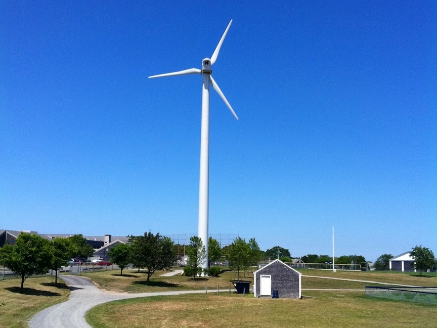 Nantucket turbine
