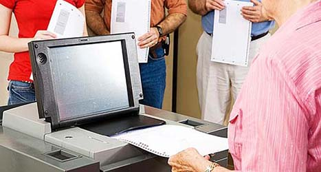 WPI expert weights in on security of voting machines