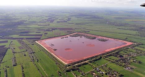 WPI Red Mud Research