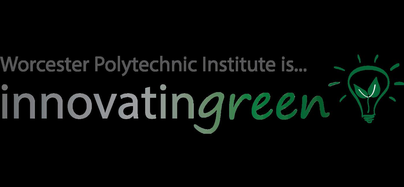 WPI Office of Sustainability Logo