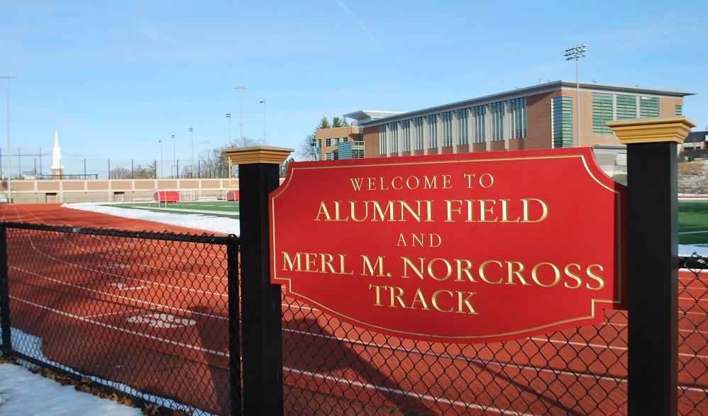 Norcross Track