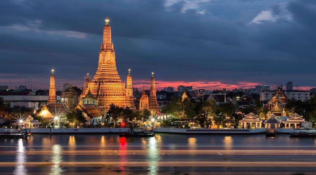 Bangkok, China