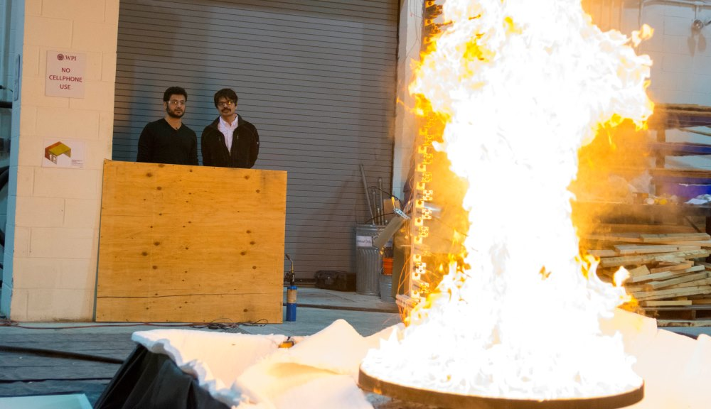 Flame Refluxer Test