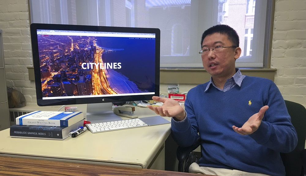 WPI Prof. Yanhua Li