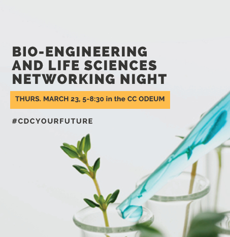 Life Sciences & Bioengineering Networking Event
