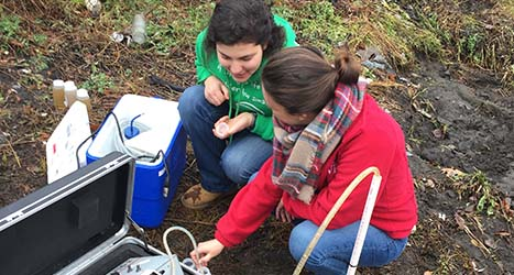 WPI Students Work Toward Clean Water for All