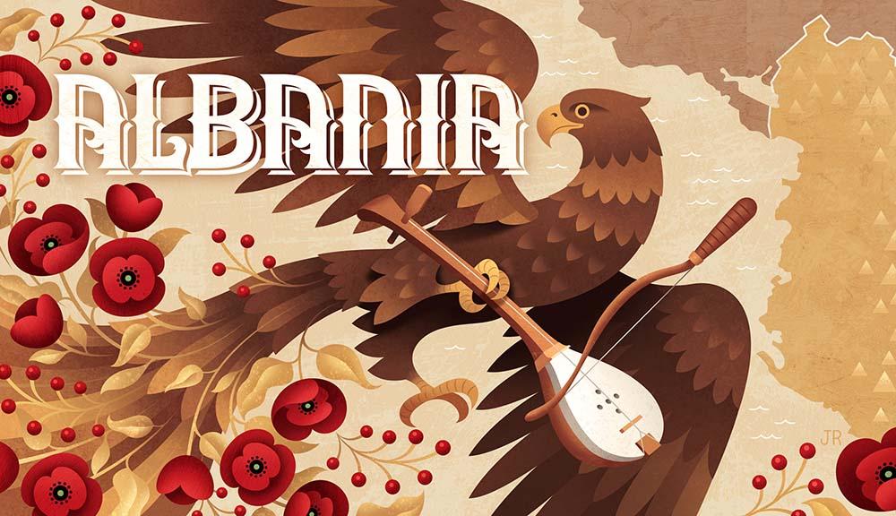 Albania Banner Image
