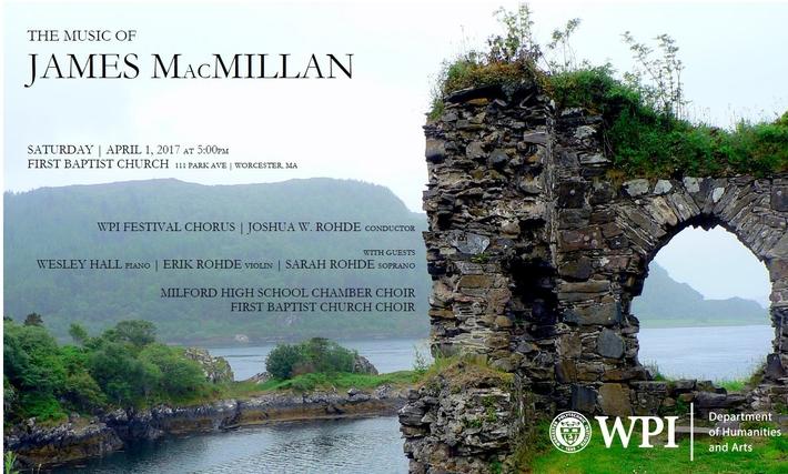 James MacMillan Concert