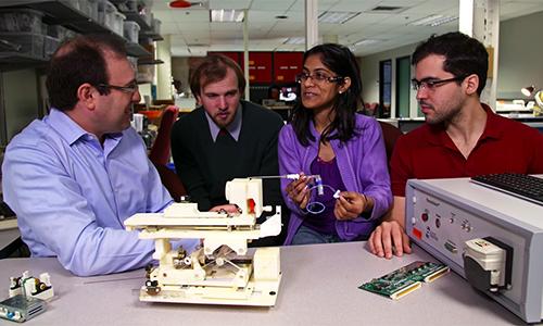 Greg Fischer's AIM Lab
