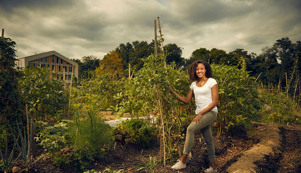 GMO Gatekepper: Melinda Belisle '08 Photo