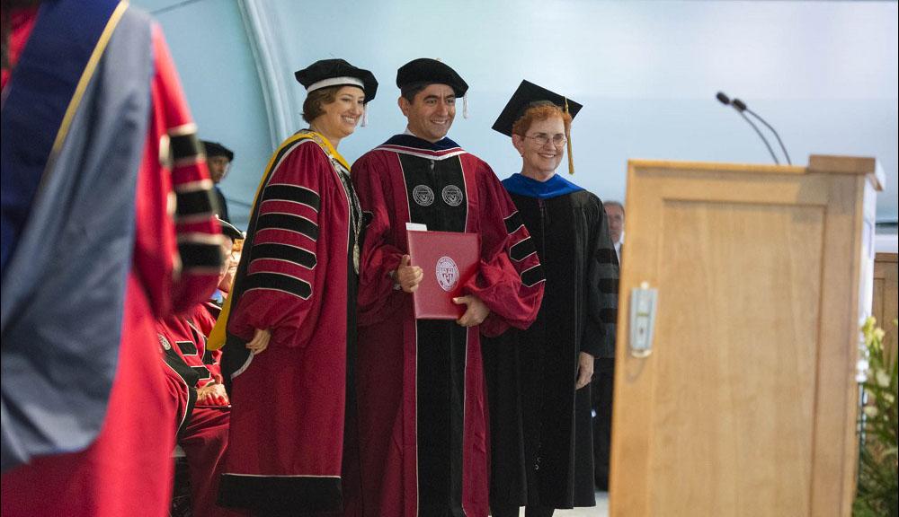 Grad Commencement