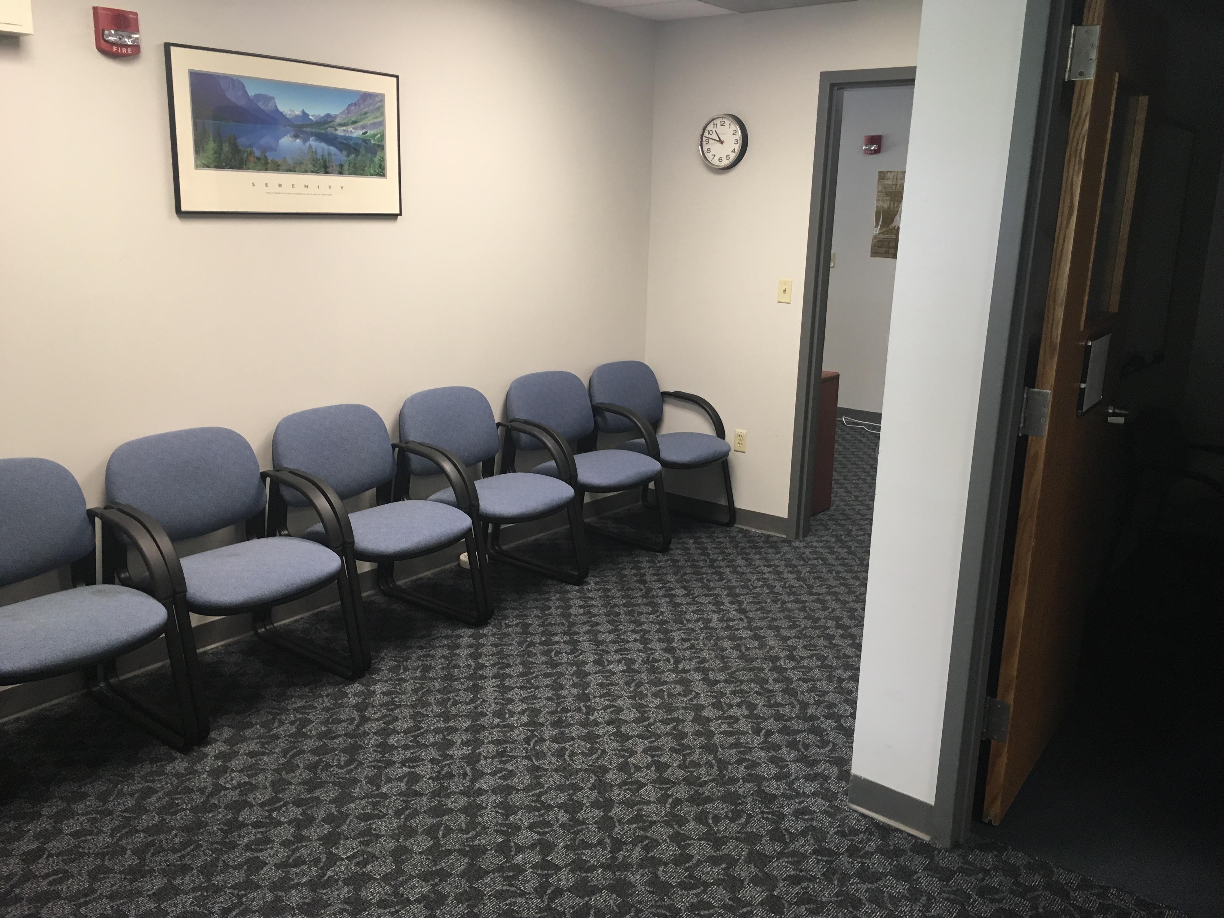 OCI Waiting Room
