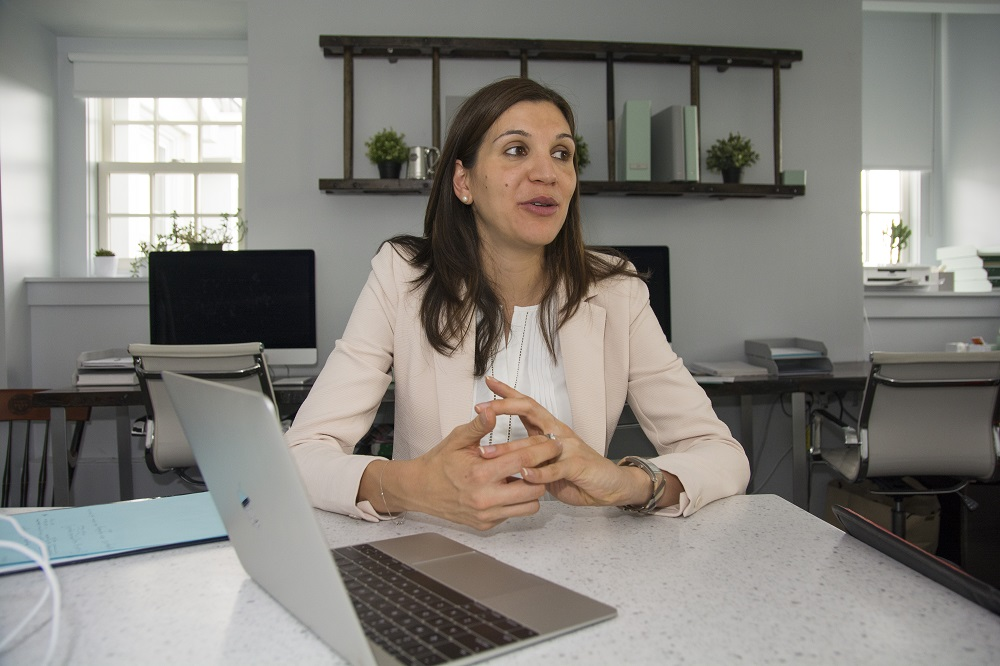 Danielle Cote, director of CMPD.
