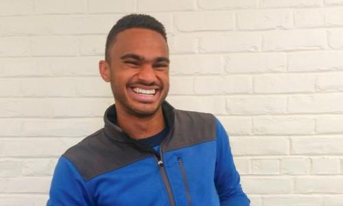 WPI student voice Rashid