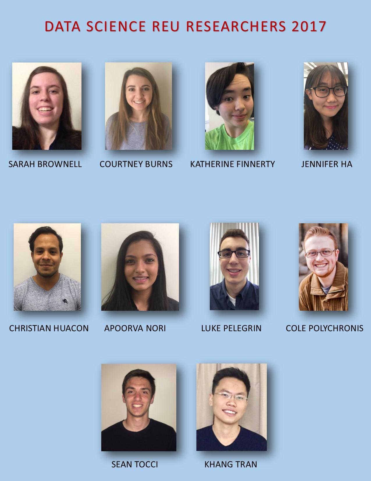 ds-REU students-2017