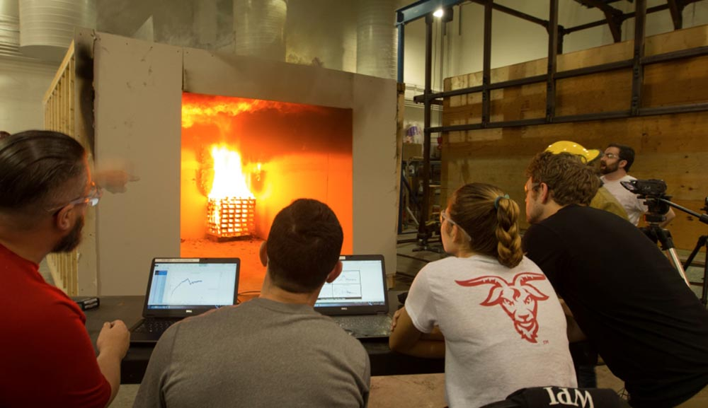 WPI Fire Protection Lab