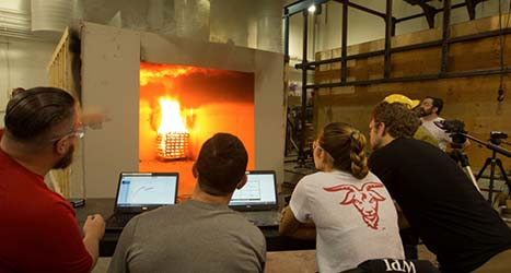 WPI fire protection engineering