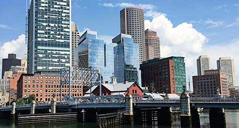 Seaport location