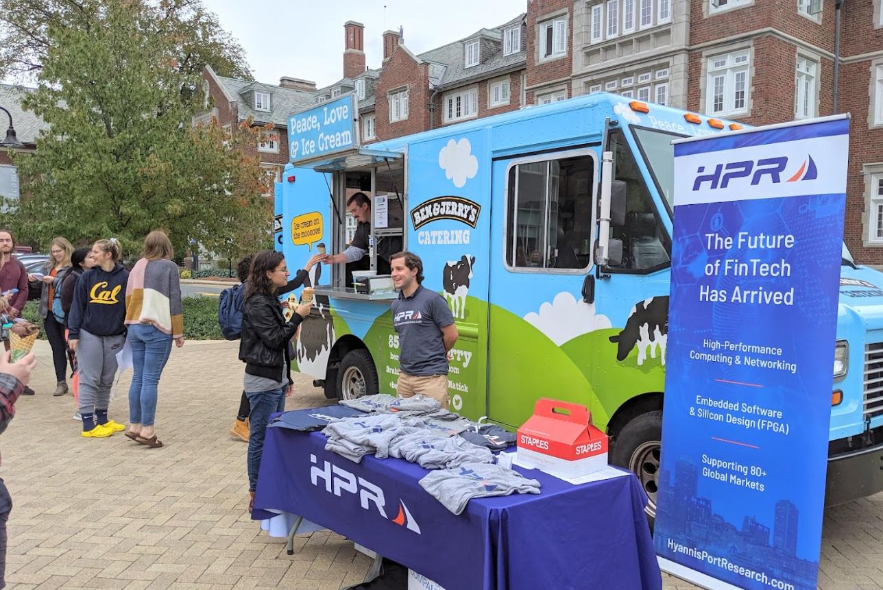 HPR Ice Cream Truck
