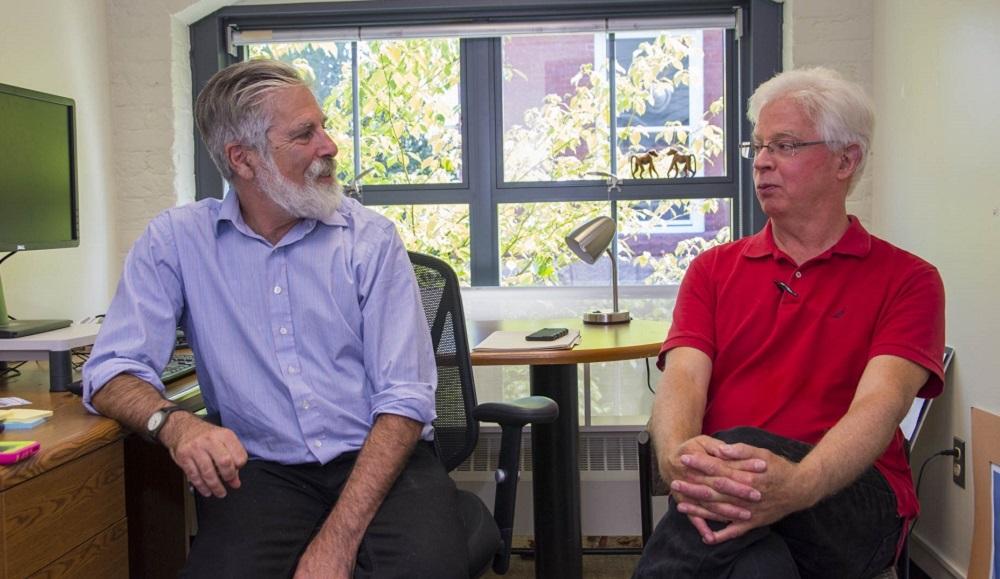 Robert Hersh and Mike Elmes
