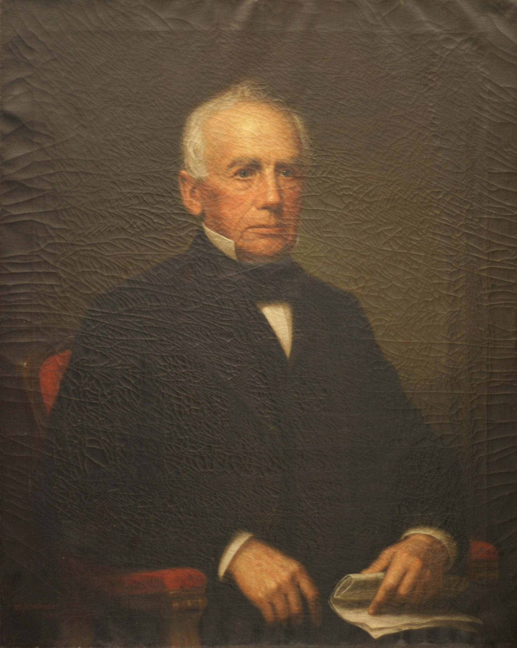 John Boynton portrait