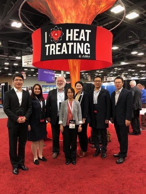 29th Heat Treating Society Conference & Exposition 2017