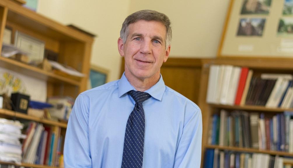 Director of Sustainability Paul Mathisen