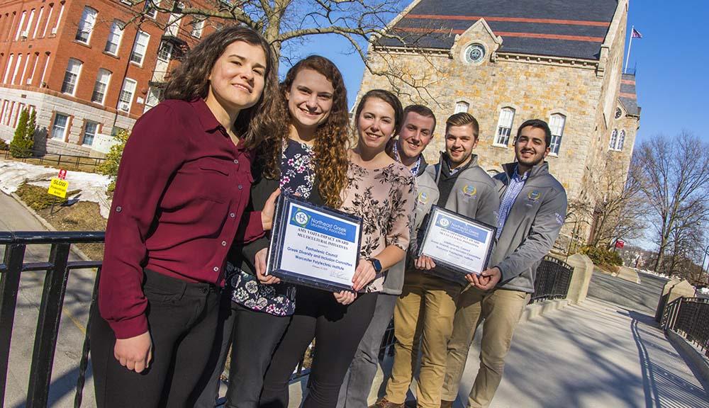 WPI Student Leadership Greek Life