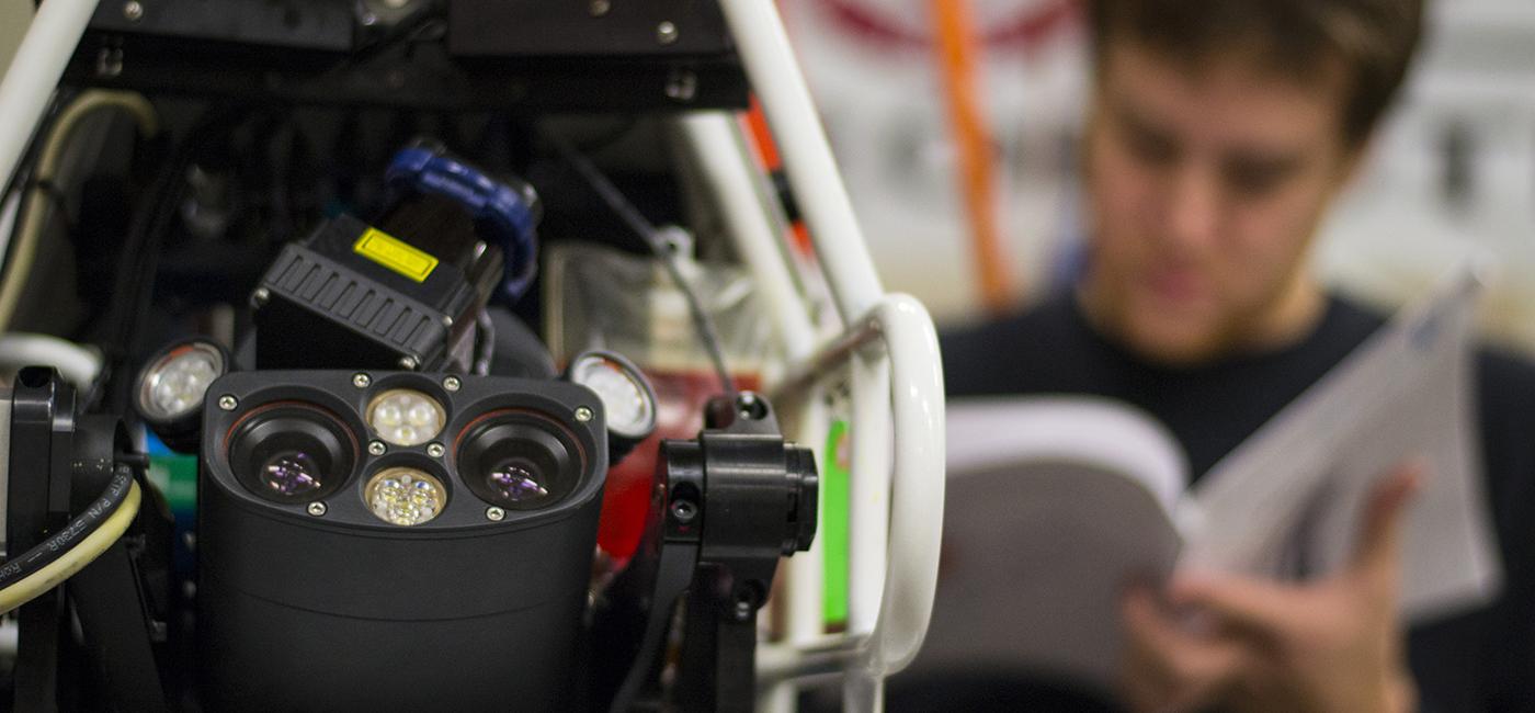 Robotics Engineering Academics Wpi