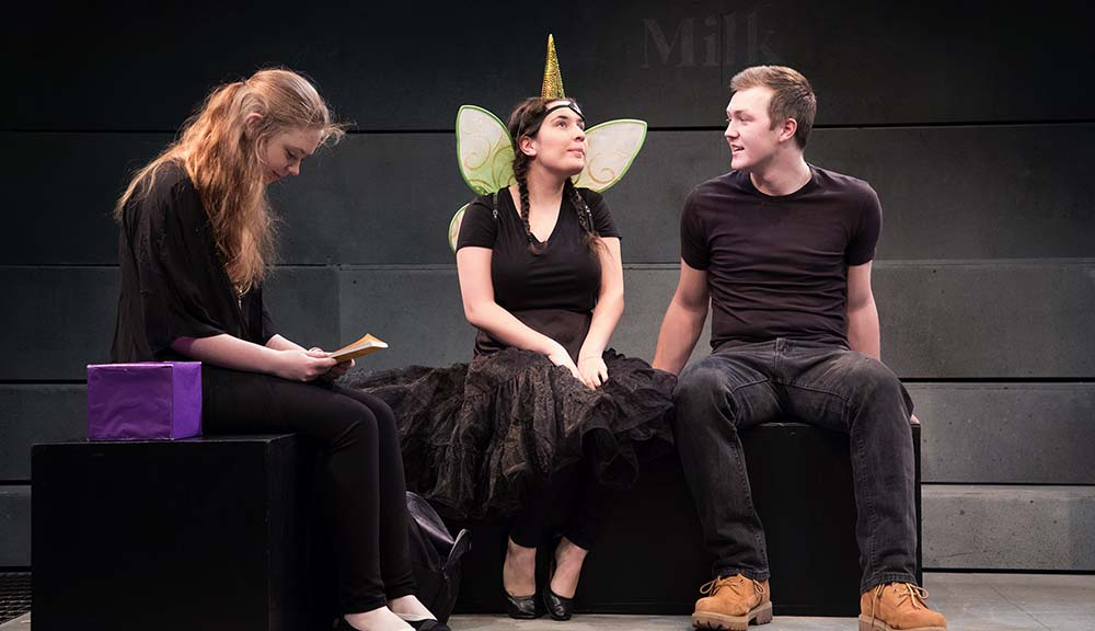 WPI Theatre production